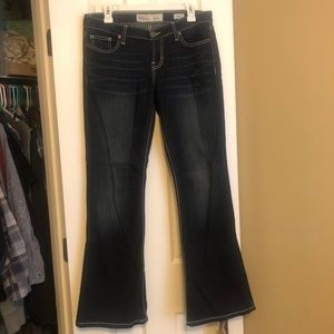 BKE Stella 29R Flare Jeans